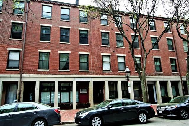 90 Commercial Street 4A, Boston, MA 02109 (MLS #72689545) :: Westcott Properties