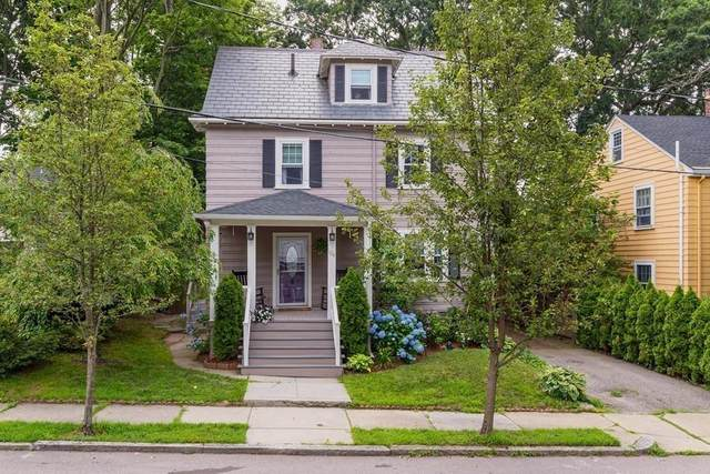 124 Colberg Ave, Boston, MA 02131 (MLS #72689597) :: Exit Realty