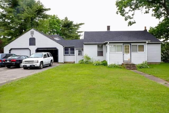 1945 Washington St, Stoughton, MA 02072 (MLS #72689639) :: Kinlin Grover Real Estate