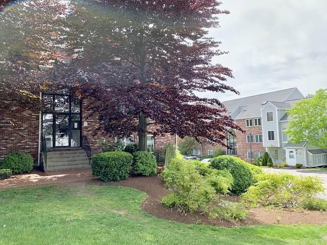 116 Burkhall Q, Weymouth, MA 02190 (MLS #72689645) :: Westcott Properties