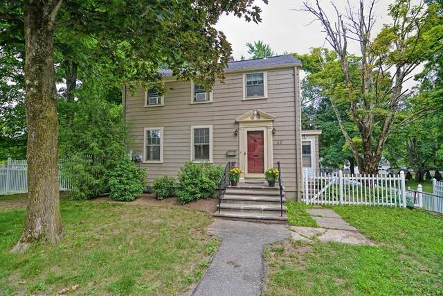 12 Forbes Street, Westborough, MA 01581 (MLS #72689647) :: Westcott Properties