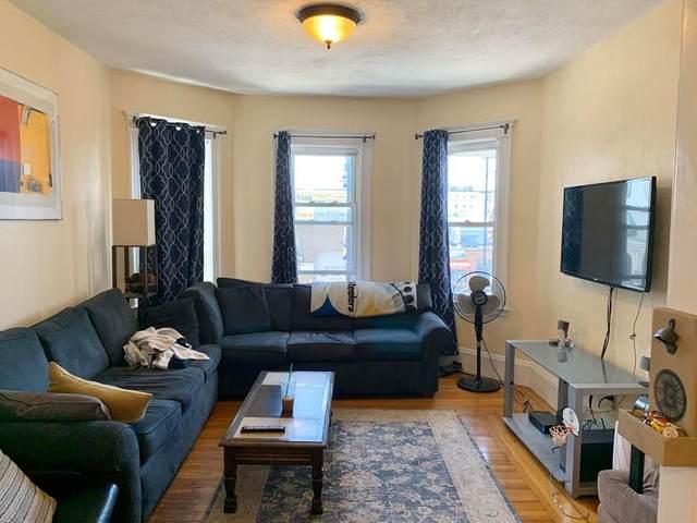 187 Broadway #2, Somerville, MA 02145 (MLS #72689652) :: Westcott Properties