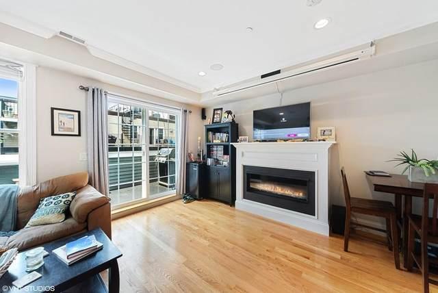 37 Mercer Street #3, Boston, MA 02127 (MLS #72689655) :: Westcott Properties