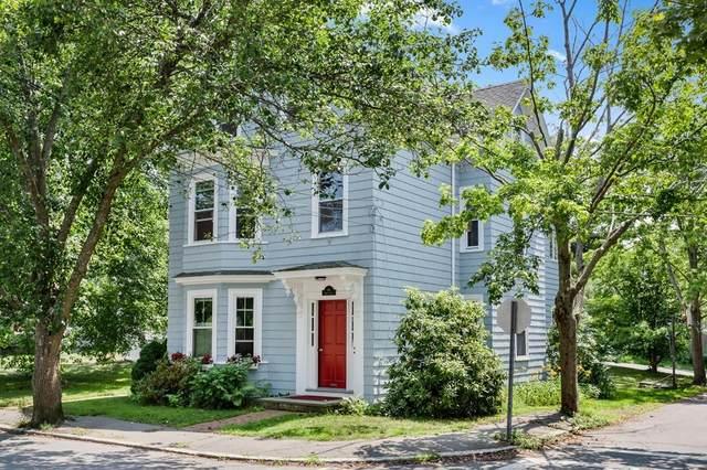 46 Jersey #2, Marblehead, MA 01945 (MLS #72689656) :: Westcott Properties