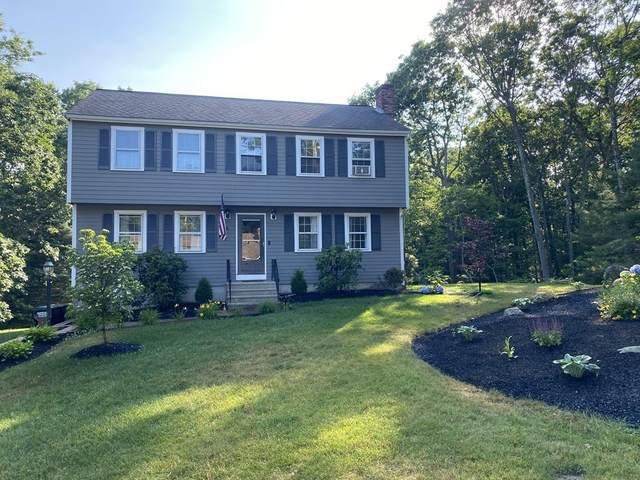 4 Dorothy Ln, Plainville, MA 02762 (MLS #72689690) :: Kinlin Grover Real Estate