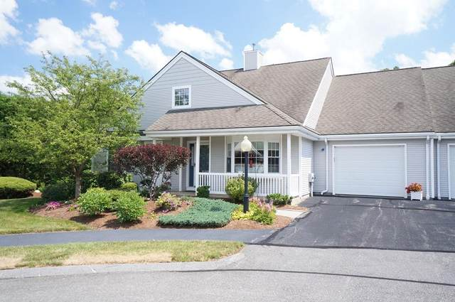 6 Dover Way #6, Westborough, MA 01581 (MLS #72689693) :: The Duffy Home Selling Team