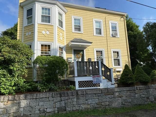 19 Rowland Street #2, Marblehead, MA 01945 (MLS #72689733) :: The Duffy Home Selling Team