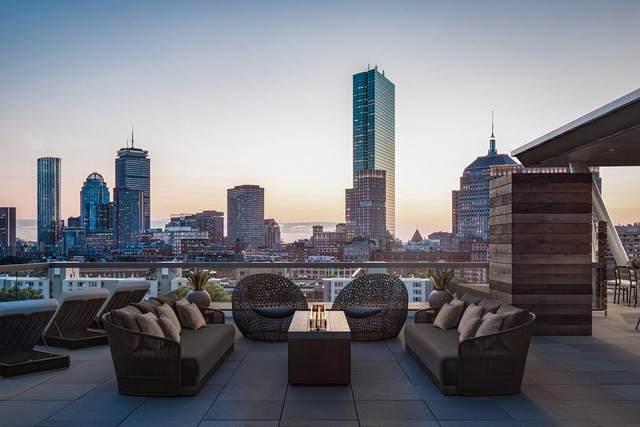 100 Shawmut Avenue #608, Boston, MA 02118 (MLS #72689802) :: Zack Harwood Real Estate | Berkshire Hathaway HomeServices Warren Residential