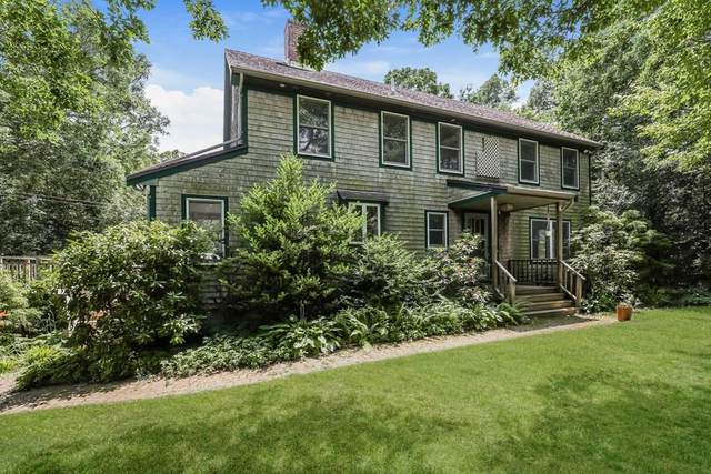 18 Blue Water Lane, Falmouth, MA 02556 (MLS #72689829) :: Kinlin Grover Real Estate