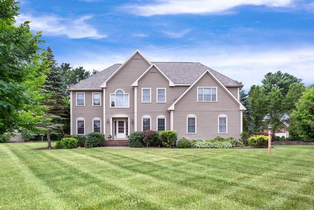 4 Crystal Dr, Franklin, MA 02038 (MLS #72689844) :: Trust Realty One