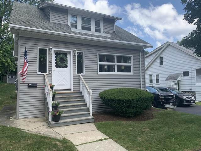 9 Healy Road, Worcester, MA 01603 (MLS #72689864) :: The Gillach Group