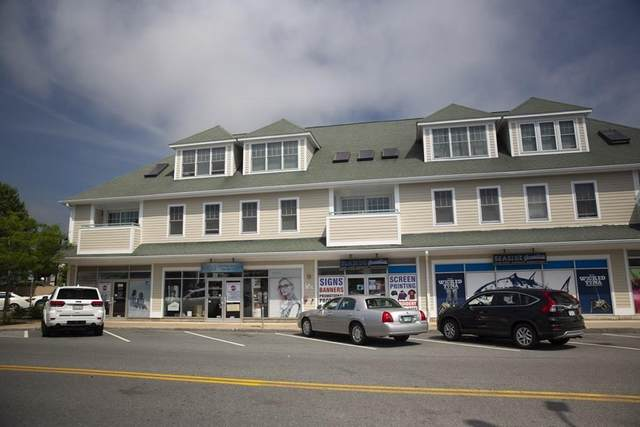 13 Railroad Avenue #202, Gloucester, MA 01930 (MLS #72689876) :: The Gillach Group