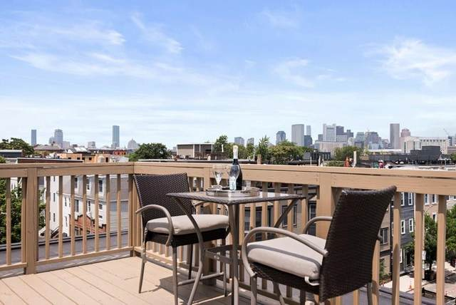 202-206 K St #8, Boston, MA 02127 (MLS #72689888) :: The Gillach Group