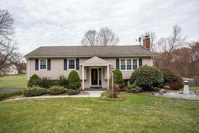 18 Redstone Dr, East Longmeadow, MA 01028 (MLS #72689912) :: The Gillach Group