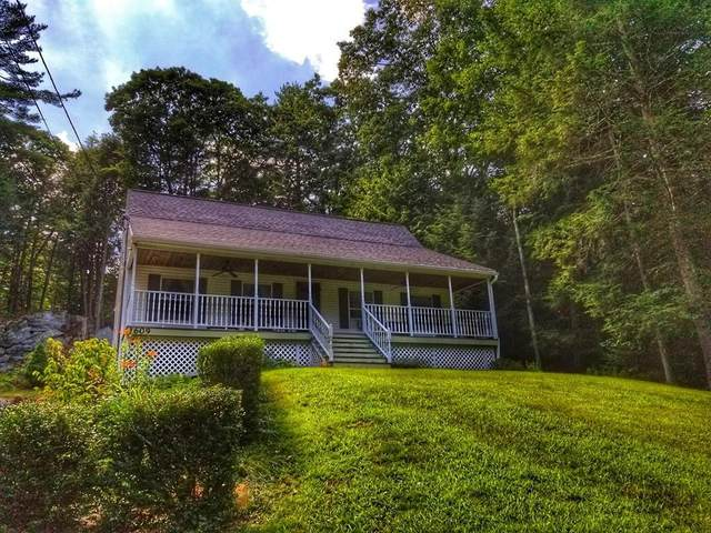 1609 Williamsville Road, Barre, MA 01005 (MLS #72689958) :: Zack Harwood Real Estate | Berkshire Hathaway HomeServices Warren Residential