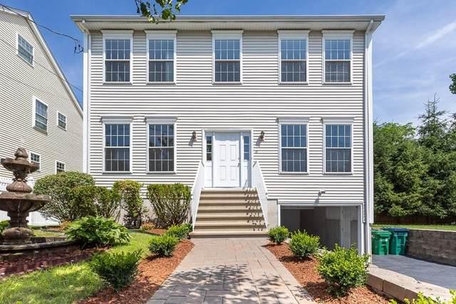 8 Benjamin Circle, Medford, MA 02155 (MLS #72689959) :: Zack Harwood Real Estate | Berkshire Hathaway HomeServices Warren Residential