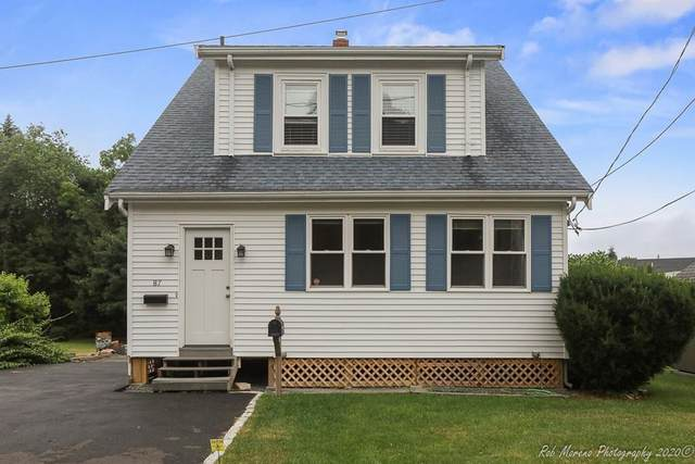 87 Cleveland Ave, Saugus, MA 01906 (MLS #72689961) :: Zack Harwood Real Estate | Berkshire Hathaway HomeServices Warren Residential