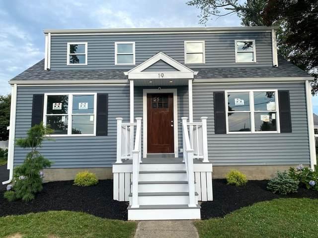 19 Tisbury St, New Bedford, MA 02745 (MLS #72689974) :: RE/MAX Vantage