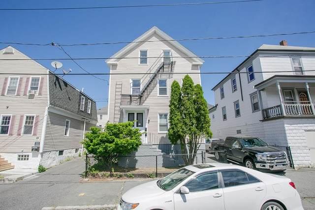 26 Salisbury St, New Bedford, MA 02744 (MLS #72689989) :: RE/MAX Vantage