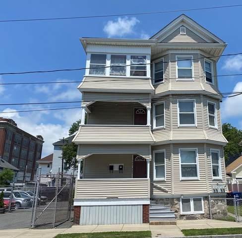 143 Nye Street, New Bedford, MA 02745 (MLS #72690030) :: RE/MAX Vantage