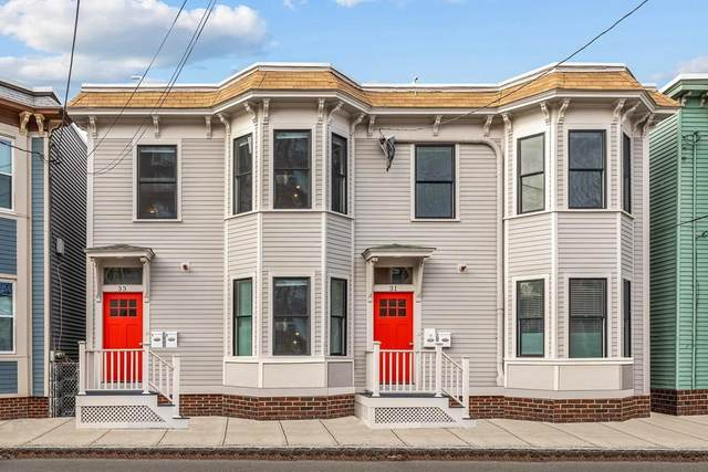 31 Fulkerson St #2, Cambridge, MA 02141 (MLS #72690105) :: Charlesgate Realty Group