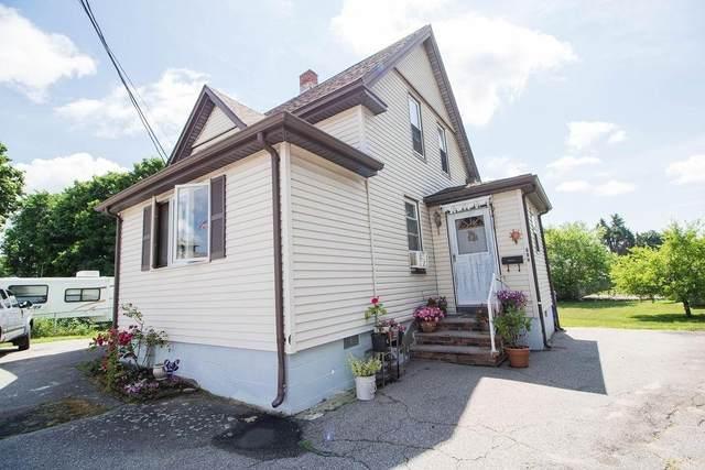68-R Oak St, Taunton, MA 02780 (MLS #72690187) :: RE/MAX Vantage