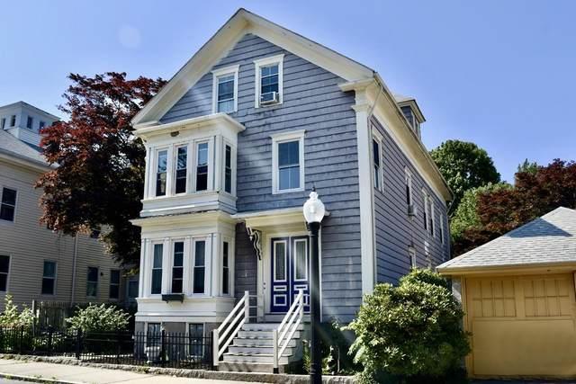215 Maxfield St, New Bedford, MA 02740 (MLS #72690258) :: RE/MAX Vantage