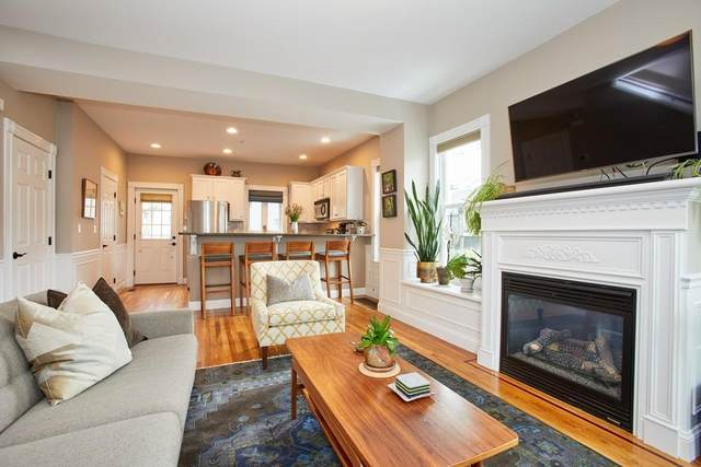 1 Wyatt Cir #1, Somerville, MA 02143 (MLS #72690283) :: Kinlin Grover Real Estate