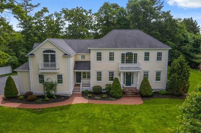 20 Holly Berry Trail, Norwell, MA 02061 (MLS #72690341) :: RE/MAX Vantage