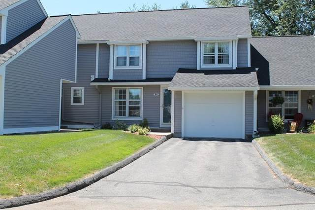 54 Chapin Greene Dr #54, Ludlow, MA 01056 (MLS #72690504) :: EXIT Cape Realty