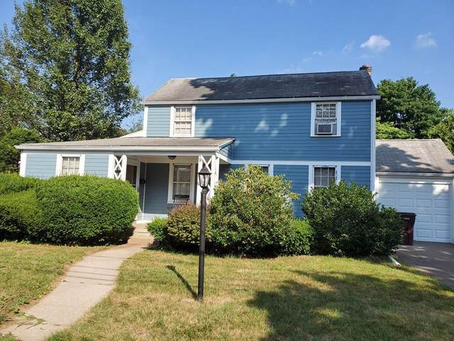 78 Lindbergh Blvd, Westfield, MA 01085 (MLS #72690523) :: EXIT Cape Realty