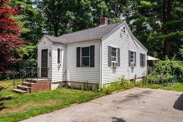 63 Washington Ave, Wilmington, MA 01887 (MLS #72690533) :: EXIT Cape Realty