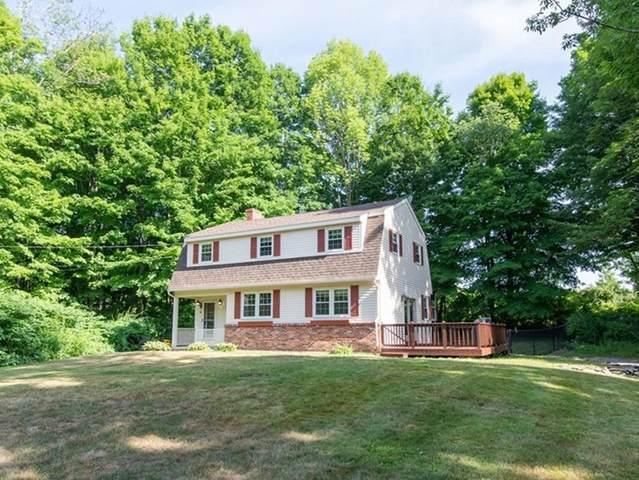 25-27 Elliott St, Pepperell, MA 01463 (MLS #72690551) :: EXIT Cape Realty