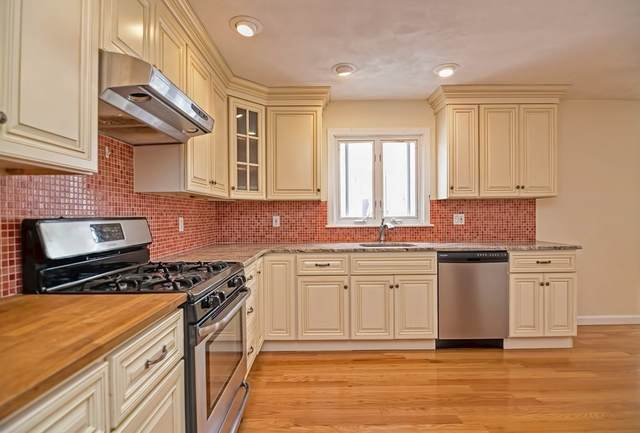 150 Park St #1, Medford, MA 02155 (MLS #72690552) :: EXIT Cape Realty