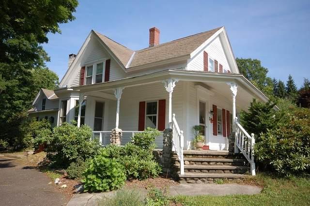 372 North Farms Road, Northampton, MA 01062 (MLS #72690631) :: EXIT Cape Realty
