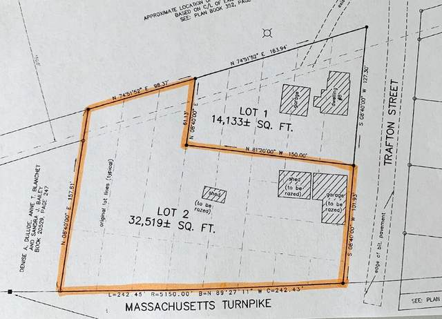 LOT 2 Trafton Street, Chicopee, MA 01013 (MLS #72690641) :: EXIT Cape Realty
