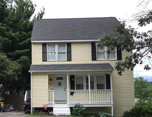 4-A Whittier St, Worcester, MA 01605 (MLS #72690671) :: EXIT Cape Realty