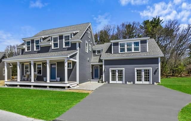 22 Duffy Dr, Newburyport, MA 01950 (MLS #72690888) :: Kinlin Grover Real Estate