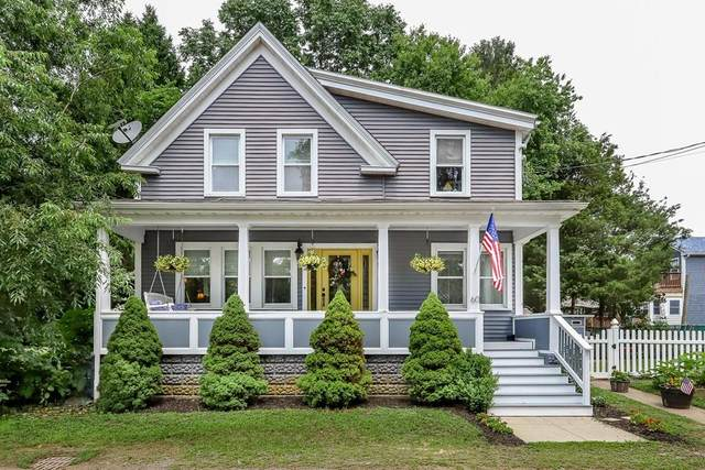 60 Green Street, Stoughton, MA 02021 (MLS #72691083) :: DNA Realty Group