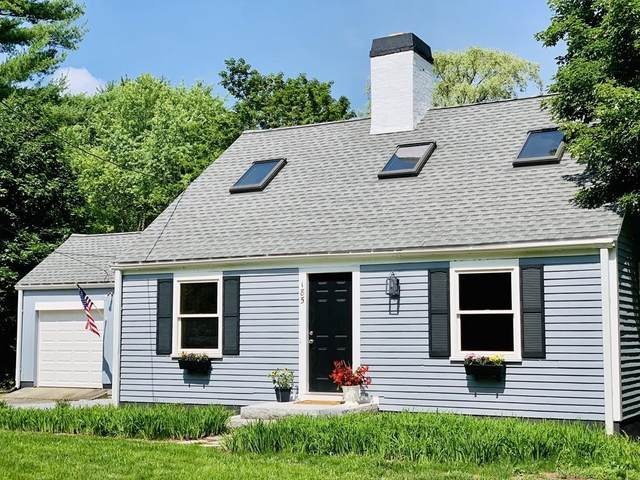 185 Hollis St, Groton, MA 01450 (MLS #72691141) :: The Duffy Home Selling Team