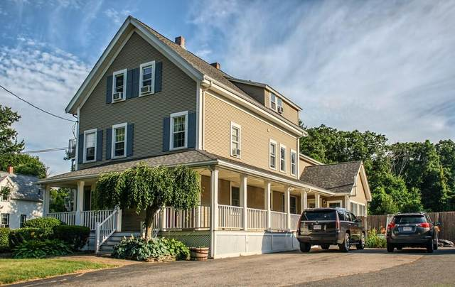 69 Middleboro Ave, Taunton, MA 02718 (MLS #72691159) :: Westcott Properties
