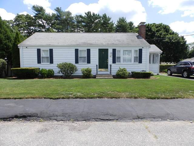 47 Holly Hill Circle, Weymouth, MA 02190 (MLS #72691173) :: DNA Realty Group