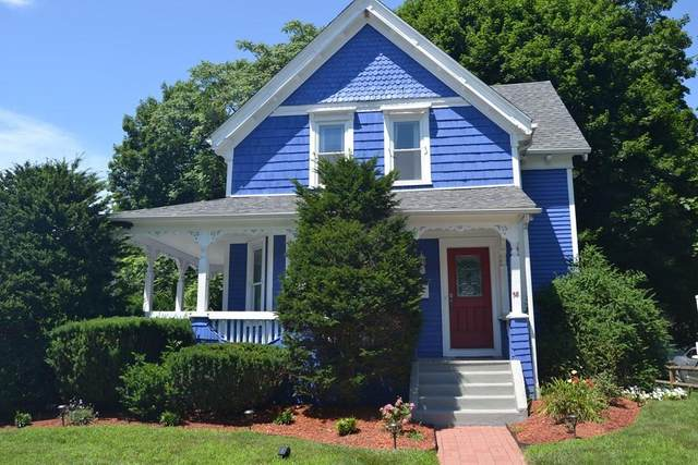 58 Robbins St, Avon, MA 02322 (MLS #72691191) :: DNA Realty Group