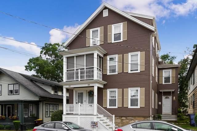33-35 Bigelow St, Fall River, MA 02720 (MLS #72691241) :: Westcott Properties