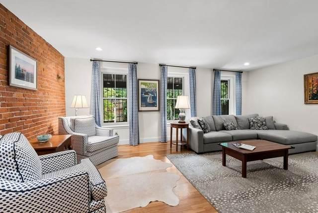 14 Concord Squ. #1, Boston, MA 02118 (MLS #72691253) :: Westcott Properties