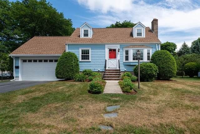 101 Sycamore Road, Melrose, MA 02176 (MLS #72691262) :: DNA Realty Group