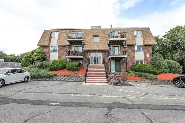 100 Pemberton St #08, Dracut, MA 01826 (MLS #72691317) :: Westcott Properties
