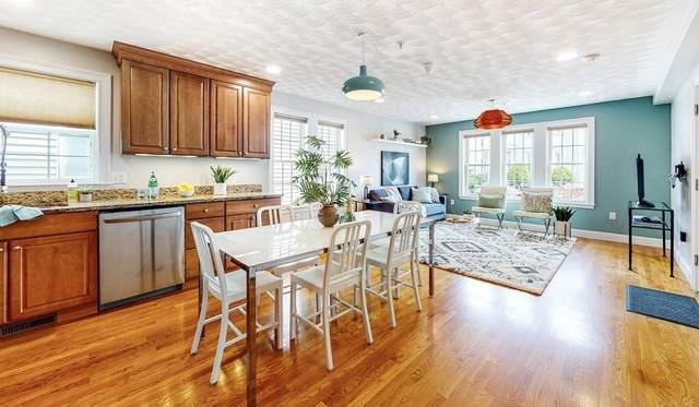 23 Cross St #2, Somerville, MA 02145 (MLS #72691345) :: Westcott Properties
