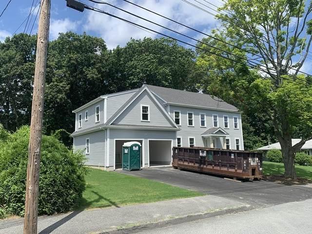 LOT 4 Emerson Street, Natick, MA 01760 (MLS #72691349) :: Westcott Properties