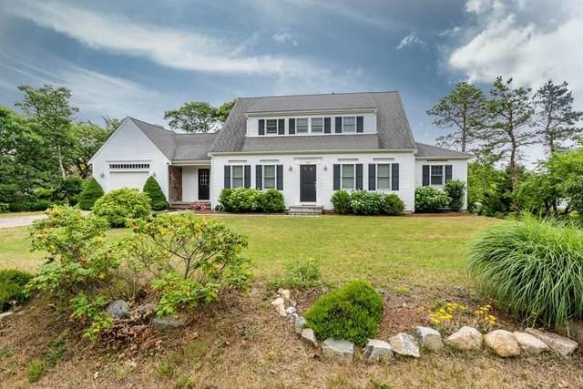123 George Ryder Road South, Chatham, MA 00263 (MLS #72691353) :: Westcott Properties